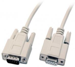 MicroConnect D-SUB/RS-232 - D-SUB/RS-232 3m