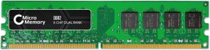 MicroMemory 512MB DDR2 5300 DIMM 64M*8