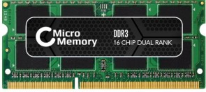 MicroMemory 4GB DDR3 PC3-8500 1066MHz