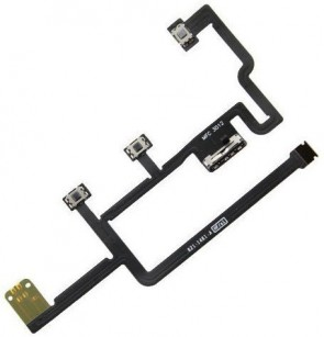 MicroSpareparts Mobile Power/Volume Flex Cable