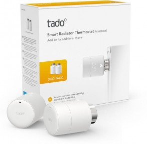 Tado Smart Radiator Thermostat x 2