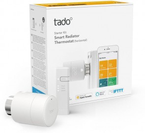 Tado Smart Radiator Thermostat ST+1
