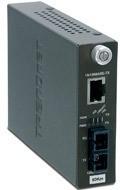 TrendNET 100Base-TX to 100Base-FX SM SC