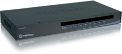 TrendNET 8 PORT KVM USB