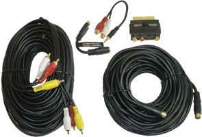 MicroConnect DVD Cable Kit 5m