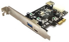 ST Labs PCI Express USB 3.0-C  Card