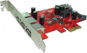 Lycom USB 3.0 3External + 1 internal