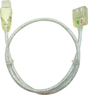 MicroConnect USB2.0  Extension A-A 1m M-F