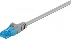 MicroConnect U/UTP CAT6A 1M Grey LSZH