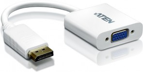 Aten DisplayPort to VGA converter,