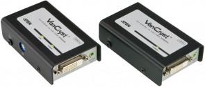 Aten DVI + Audio RJ45 Extender