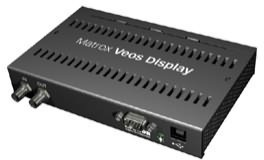 Matrox Veos Coax Display Unit