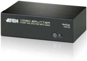 Aten 2-Port VGA Splitter with Audio