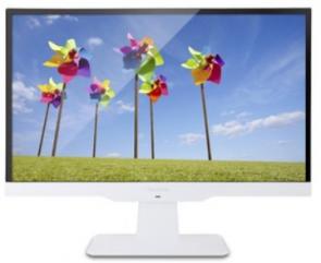 """ViewSonic 23\"""" IPS LED Monitor - White"""