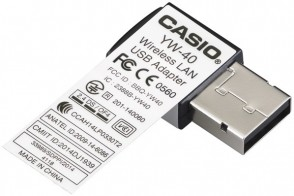 Casio YW-40 Wireless LAN Adapter