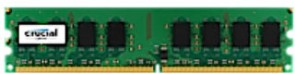 Crucial 1GB DDR2 SDRAM 800MHz