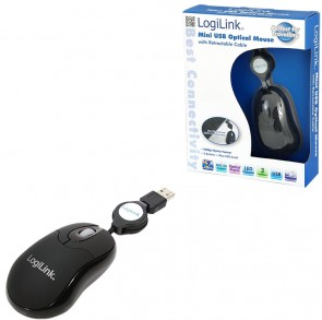LogiLink USB Mini optisch  800dpi