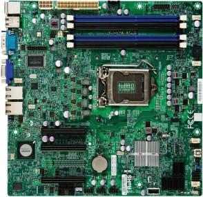 Supermicro UP, Xeon E3-1200 & E3-1200