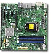 Supermicro X11SSQ, 4x 288-pin DDR4