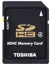 Toshiba microSD-Card M102