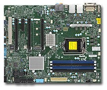 Supermicro Motherboard X11SAT