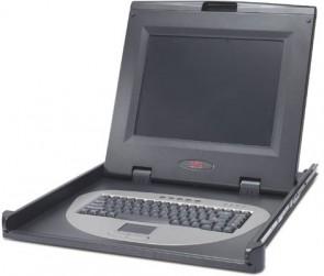 "APC Rack 15\"" LCD Monitor Keyboard"