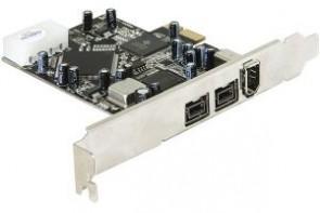 Delock PCIe FireWire A/B