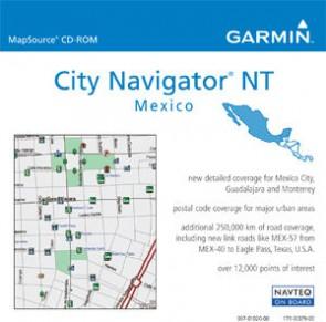 Garmin MapSource CN mSD/SD Mexico
