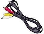 Canon video s. video cable,