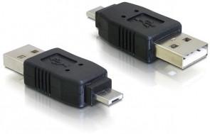 Delock USB micro-A Stecker zu USb2.0