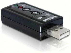 Delock USB Sound 7.1
