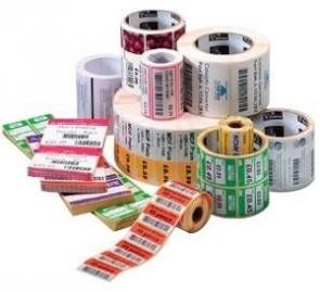Zebra Label roll, 32x25mm, 12pcs/box