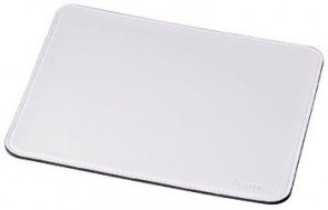 Hama Mousepad Leather White