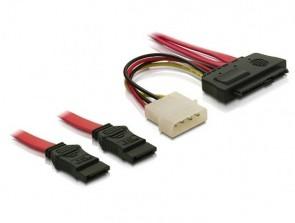 Delock Cable SAS 29pin > 2x SATA