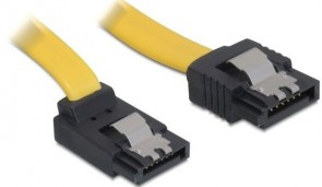 Delock 0.3m SATA Cable