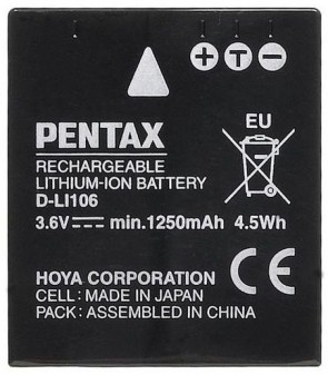 Pentax D-Li106
