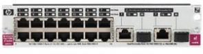 Hewlett Packard Enterprise 16-Port SFP A5800 Module