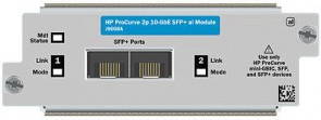 Hewlett Packard Enterprise 2-Port 10-GbE SFP+ A5800 Modul