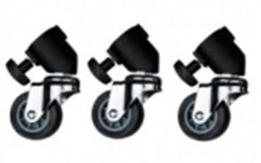 walimex Tripod wheel Pro 3er S
