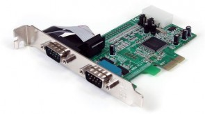 StarTech.com PCIE SERIAL ADAPTER CARD