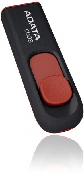 ADATA 16GB USB 2.0 Black&Red C008