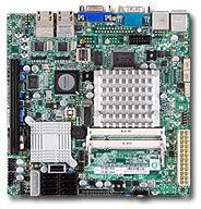 Supermicro mITX I-ICH9R X7SPA-HF-D525