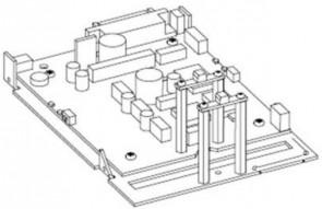 Zebra Kit main logic board serial