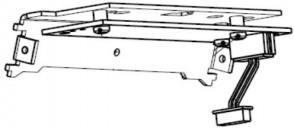 Zebra Kit Sensor Black Mark TTP2000