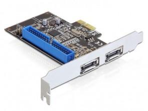 Delock PCI Express Card/eSATA/IDE