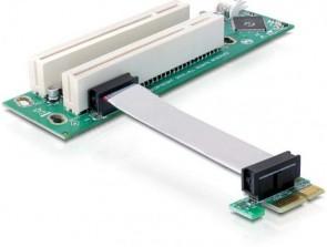 Delock PCI-E/2x PCI