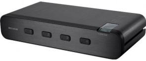 Belkin SECURE 4PRT DUAL-HEAD DVI-I