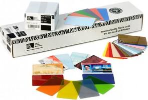 Zebra KIT,CRD,PVC,50 MIL,250 CARDS/B