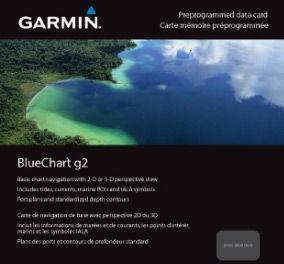 Garmin BlueChart g2 HXEU050R