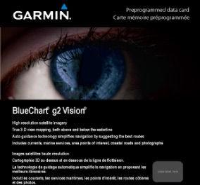 Garmin BlueChart g2 VEU458S